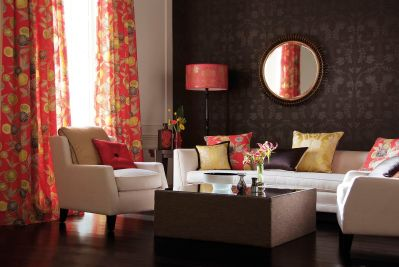 How to Cover Your Walls With Fabric and Not Damage the Surface