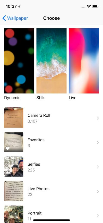 How to Set and Use Live Wallpapers on Your iPhone