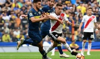 [Vídeo] Resultado, Resumen y Goles Boca Juniors vs River Plate 2-2 Final Copa Libertadores 2018