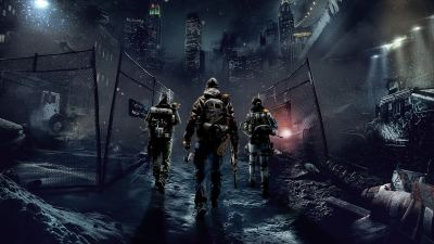 Tom Clancy's The Division Wallpapers HD | Full HD Pictures