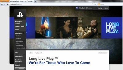 Xbox720.com owner redirects domain to US PlayStation 3 website [UPDATED] – Fusible