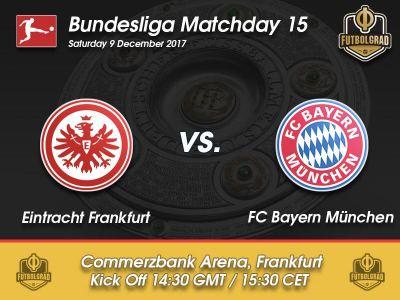 Eintracht Frankfurt vs Bayern - Bundesliga - Preview - Fussball Stadt