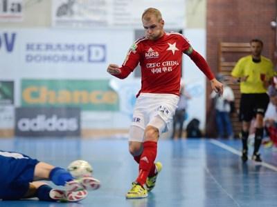 Radim Záruba: Sezonu končit nechceme, musíme vyhrát | Futsal | FOTBAL.CZ