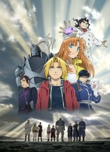 Fullmetal Alchemist The Sacred Star of Milos Sub Indo