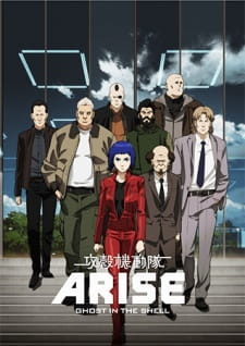 Ghost in the Shell Arise Movie 1 Sub Indo