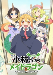 Kobayashi-san Chi no Maid Dragon Batch Sub Indo BD