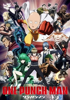 One Punch Man Season 1 Batch Sub Indo BD