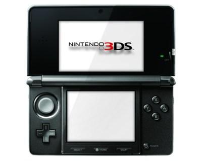 Amazon.com: Nintendo 3DS Cosmo Black - Nintendo 3DS: Video Games
