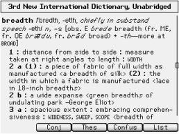 Franklin Webster's Third New Unabridged International Dictionary (NID-260): Amazon.ca: Office ...
