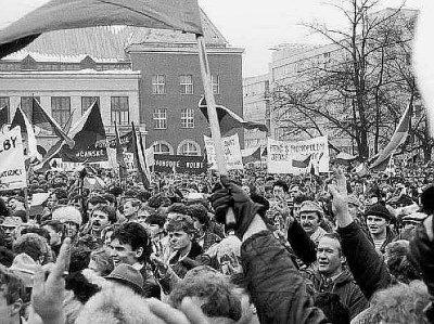Na 17. listopad 1989 reagovali lidé opatrně - Zlínský deník