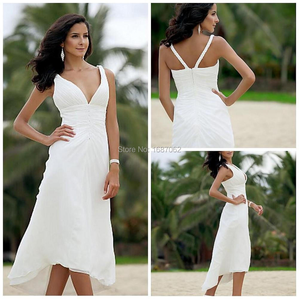 beach wedding attire casual casual beach wedding dress Simple Dresses For Beach Wedding Dress High