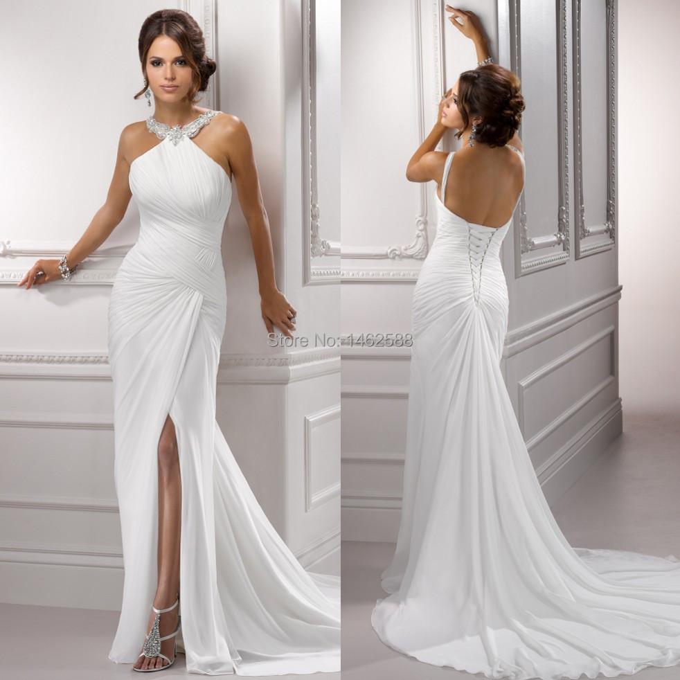 beach wedding dresses short in front long back short beach wedding dress Beach Wedding Dresses Short In Front Long Back Dress