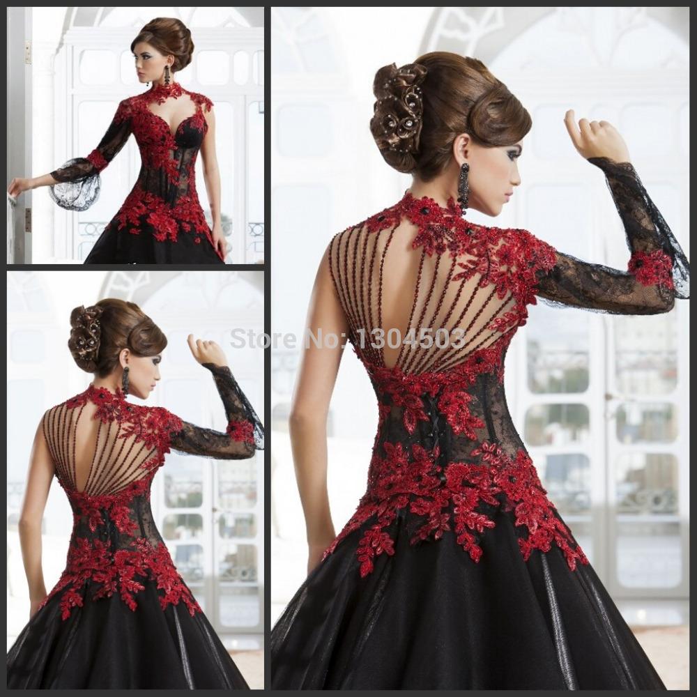 vintage black wedding dress black wedding dresses Vintage Black Wedding Dress