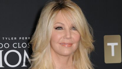 Heather Locklear  Melrose Place  intern    e en psychiatrie apr    s une     Heather Locklear hospitalis    e apr    s une overdose