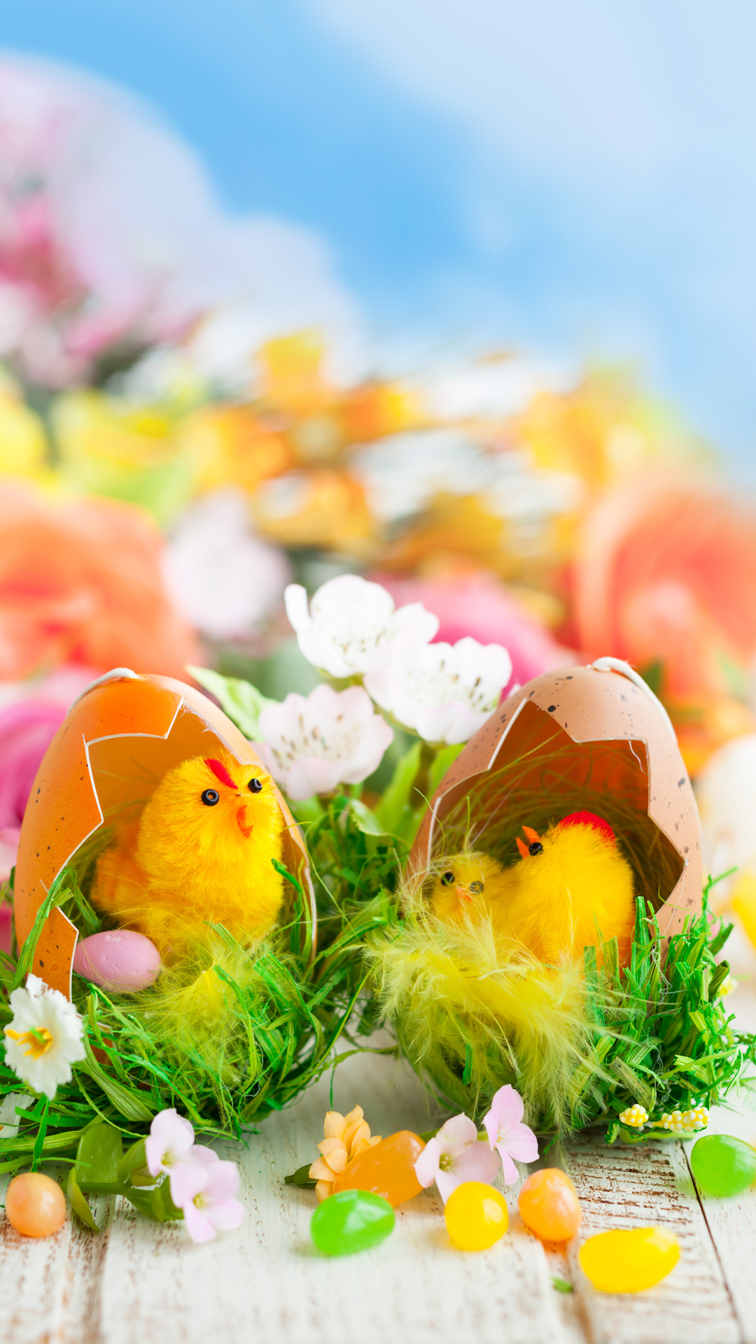 iPhone 6S Plus Easter Wallpaper | Gallery Yopriceville - High-Quality Images and Transparent PNG ...