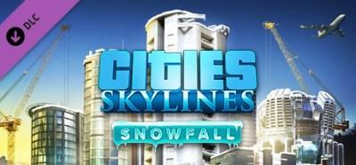 Do Cities: Skylines zamíří v listopadu DLC Snowfall