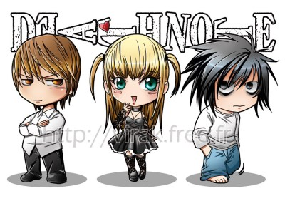 DEATH NOTE - Anime & Games