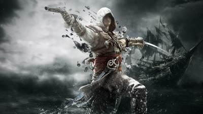 Assassin's Creed 5: Ubisoft's Precarious Step Ahead « GamingBolt.com: Video Game News, Reviews ...