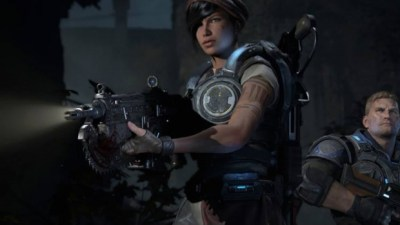 A fan-favorite character returns in Gears of War 4 launch trailer – GAMING TREND