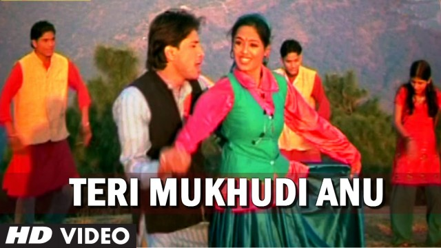 Teri Mukhudi Anu | Garhwali Video Song Starring Sanjay Silodi & Richa Naudiyal | Vinod Sati