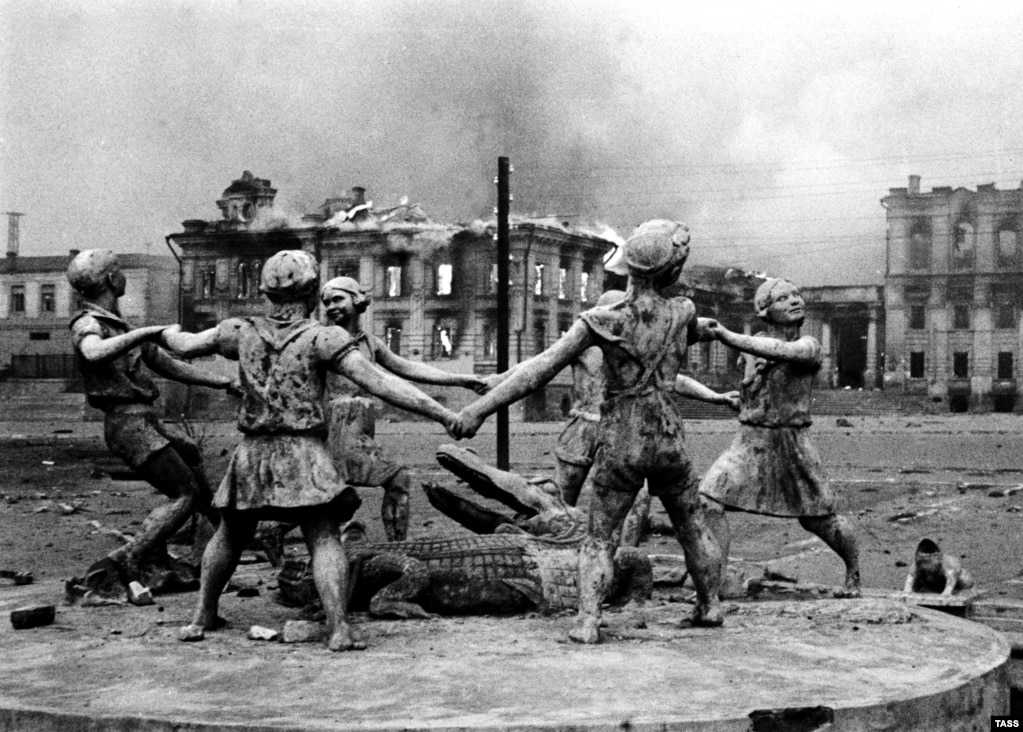 75th Anniversary Of Victory In The Battle Of Stalingrad