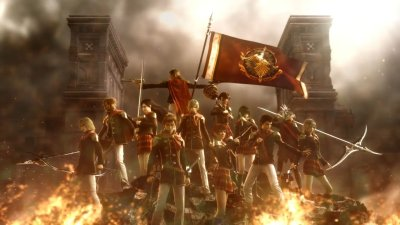 Final Fantasy Type-0 HD is already 80% done