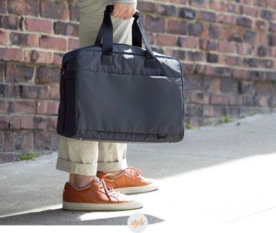 Style Pick: Lo & Sons Cambridge Overnight & Laptop Bag • Gear Patrol