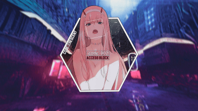 Wallpaper : Zero Two, Zero Two Darling in the FranXX, Code 002 02, Darling in the FranXX ...