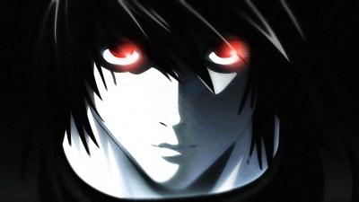Wallpaper : black, anime, Death Note, Lawliet L, darkness, computer wallpaper, organ 1920x1080 ...