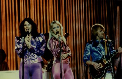 ABBA – On Stage | ABBA Picture Gallery and Collection