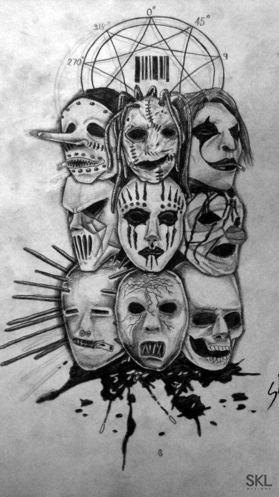 Slipknot Wallpaper 2018 (60+ images)