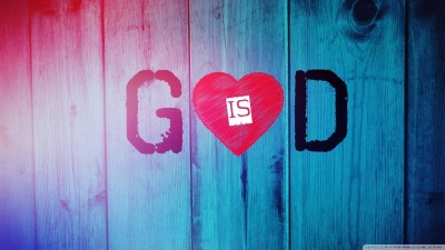 God Is Love Wallpaper (63+ images)