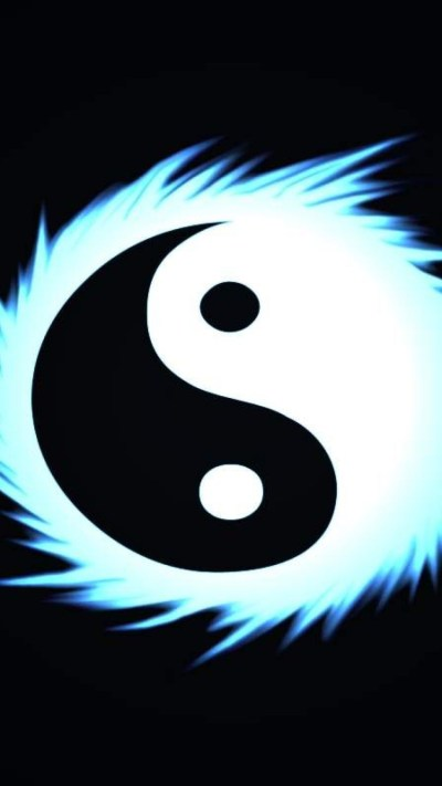 Ying Yang iPhone Wallpaper (64+ images)