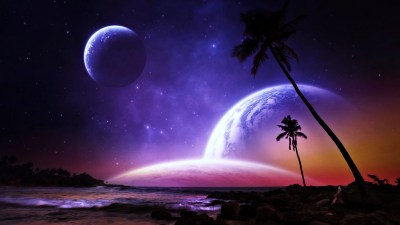 Fantasy Planets Wallpaper (80+ images)