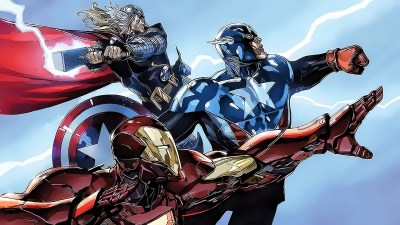 Marvel Comic Wallpaper (60+ images)