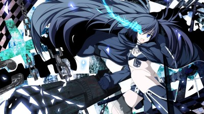 Black Rock Shooter Wallpapers (80+ images)