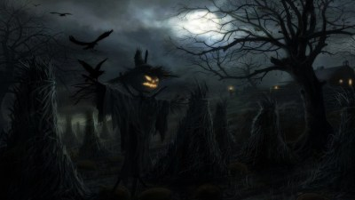 Halloween Scary Wallpaper (64+ images)