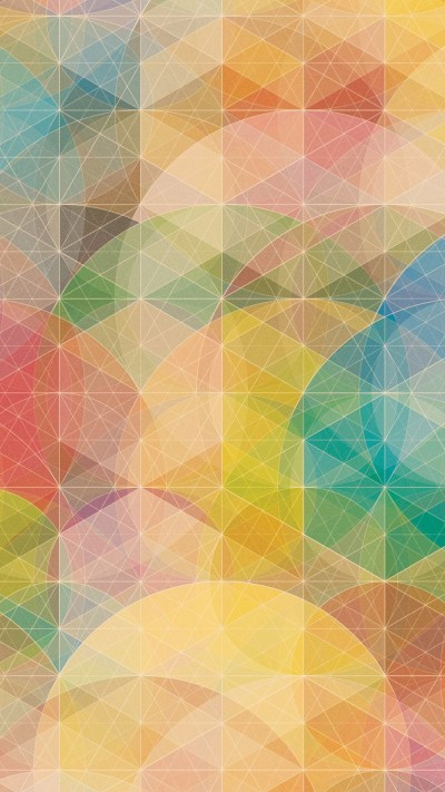 Abstract Geometric Wallpapers (75+ images)
