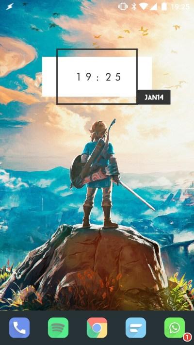 Zelda Live Wallpaper (70+ images)