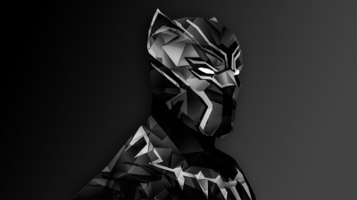 Top 10 HD 1080P Black Panther Wallpapers