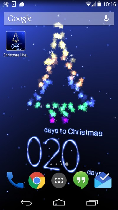 Days Till Christmas Wallpaper (44+ images)