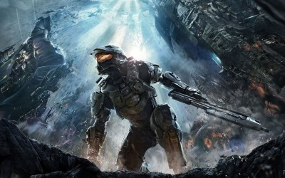 Halo 4 HD Backgrounds (79+ images)