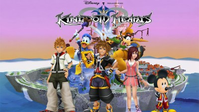 Kingdom Hearts 2 Wallpaper (71+ images)