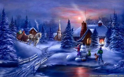 Christmas Wallpapers and Screensavers (70+ images)