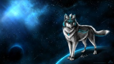 Cool Pictures of Wolves Wallpapers (59+ images)