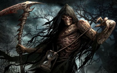 Cool Grim Reaper Wallpapers (62+ images)