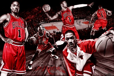 Derrick Rose Mvp Wallpaper (71+ images)