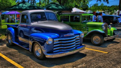 Old Chevy Truck Wallpaper (51+ images)