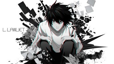 Death Note L Wallpaper (59+ images)