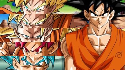 Dragon Ball Super Wallpaper HD (53+ images)